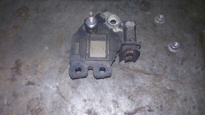 замена генератора форд фокус