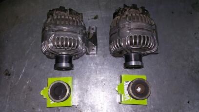 ремонт генераторов вольво xc90